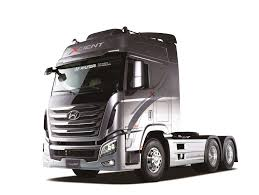 lexus big truck the hyundai xcient is a bold step into the heavy duty truck market