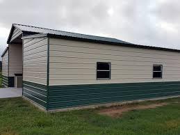 Derksen Portable Finished Cabins At Enterprise Center Youtube Metal Barn Carolina Barn Seneca Barn Horse Barn Enterprise