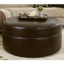 coffee table round ottoman coffee table round tufted ottoman