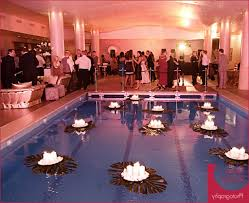 pool wedding party decorating theme ideas wedding decor theme