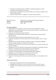 covering letter u0026 cv for learning u0026 development specialist
