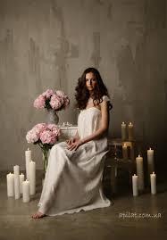honeymoon sleepwear silk bridal nightgown with lace f2 bridal wedding