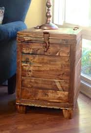 Wood Plans For Bedside Table by Free Diy Woodworking Plans To Build A Paneled Trunk I Really Want