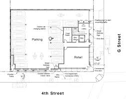retail space floor plan retail space in downtown san rafael ca g square living