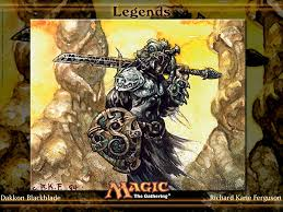 Mtg Invitational Cards Shaman U0027s Trance Or The Time I Saved The World By Playing A Legacy