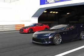 lexus lfa vs bmw i8 gold lexus lfa coming off the line pinterest lexus lfa cars