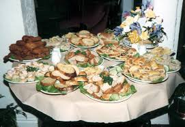 Pictures Of Buffet Tables by Free Image Of Buffet Table With Platters Of Savoury Appetizers