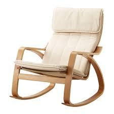 ikea sedie e poltrone poäng sedia a dondolo ransta naturale ikea