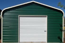capannone in lamiera box auto prefabbricati coperture auto garage offerta