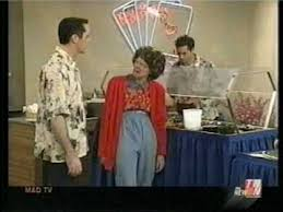 Mad Tv Memes - mad tv lorraine at the all you can eat buffet youtube