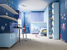 White And Sky Blue Bedroom Bedroom White Bed Paint Squaure Shape In Light Blue Kids Room