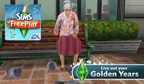 the sims are old but still kicking in the latest sims freeplay