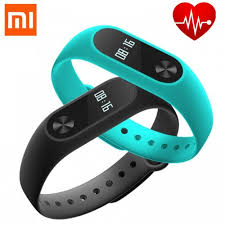oled bracelet review images Mi band 2 oled screen touch operation wristband heart rate fitness jpg