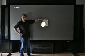 Wohnzimmerkino Test Stewart Filmscreen Phantom Halr Mega Kontrast Leinwand