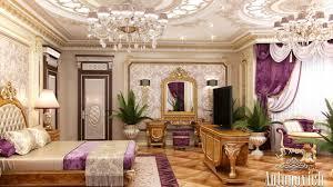 Luxurious Bedroom Admirable Master Bedroom Design In Dubai By Luxury Antonovich Design