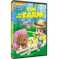 bubble guppies fun farm walmart