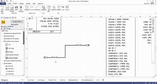 creating a schematic drawing in visio youtube