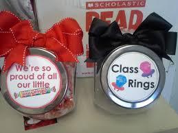 pre k graduation gifts prek graduation candy jars end of year ideas jar