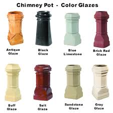 standard edwardian clay chimney pot