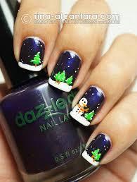 20 pretty christmas nail art ideas u0026 designs 2017