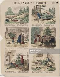 the story of a christmas tree second half of the 19th century