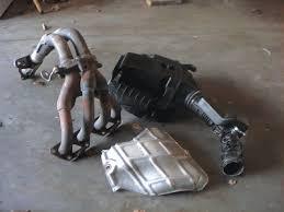 2000 honda civic exhaust manifold fs d16y8 exhaust manifold 00 civic stock airbox honda tech