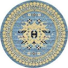 Round Blue Rugs All Rounds Rugs Irugs Uk Page 7 Round Rugs Pinterest