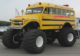 4wd monster bus free photo files 1315772 freeimages