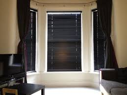 blinds u0026 curtains a lovely white wall with glass window and black