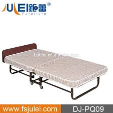 Folding Cot Bed Simple Design Movable Folding Cot Bed Designs Dj Pq09 Buy