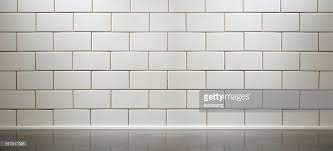 white subway tile kitchen counter stock photo getty images