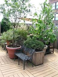 Garden Containers Large - rooftop vegetable garden planters container garden on balcony