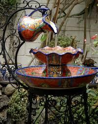 Garden Fountains And Outdoor Decor 14 Diy Ideas For Your Garden Decoration 14 Garden Fountains