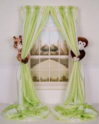 Jungle Curtains For Nursery Curtains For Baby Room Ideas Best Curtains Australia
