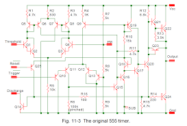 On Off Timer Circuit Diagram 555 556 Dual Timer Circuit Not Clear To Me Electrical