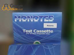 Alat Tes Malaria rapid test malaria casette monotes cahaya alkes