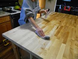 dirty hands beautiful life diy butcher block island with dishwasher