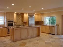 maple kitchen island kitchen color schemes with maple cabinets maple kitchen cabinet