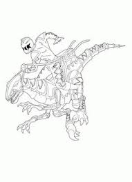 print size image power rangers colouring pages free