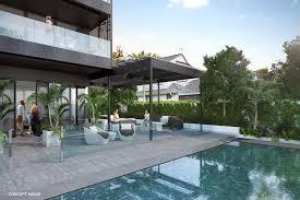 Backyard Bar Takapuna Feature Properties The Finest Real Estate In New Zealand