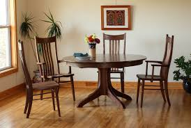 the wilson side and arm chairs for comfortable dining