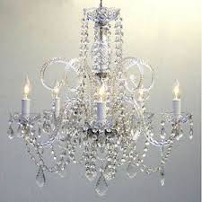 Vintage Crystal Chandelier Parts Swarovski Crystal Chandelier Ebay