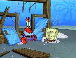 image mr krabs in suds 10 png encyclopedia spongebobia