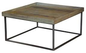 Square Rustic Coffee Table Square Tray Coffee Table By Sarried Ltd Rustic Coffee Tables
