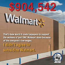 Wal Mart Meme - fallacy of the walmart food st subsidy argument the meme