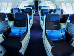 Klm Economy Comfort Seat Pitch Klm Royal Dutch Airlines