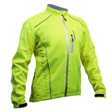 yellow cycling jacket impsport drycore cycling jacket