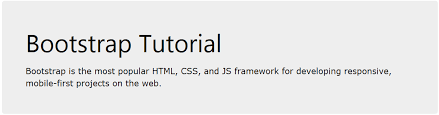 bootstrap tutorial pdf w3schools creating featured content in ou cus with bootstrap jumbotrons and