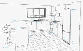 kitchen magnificent kitchen floor plans design a kitchen online