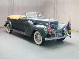 chrysler phaeton 1939 imperial custom parade phaeton
